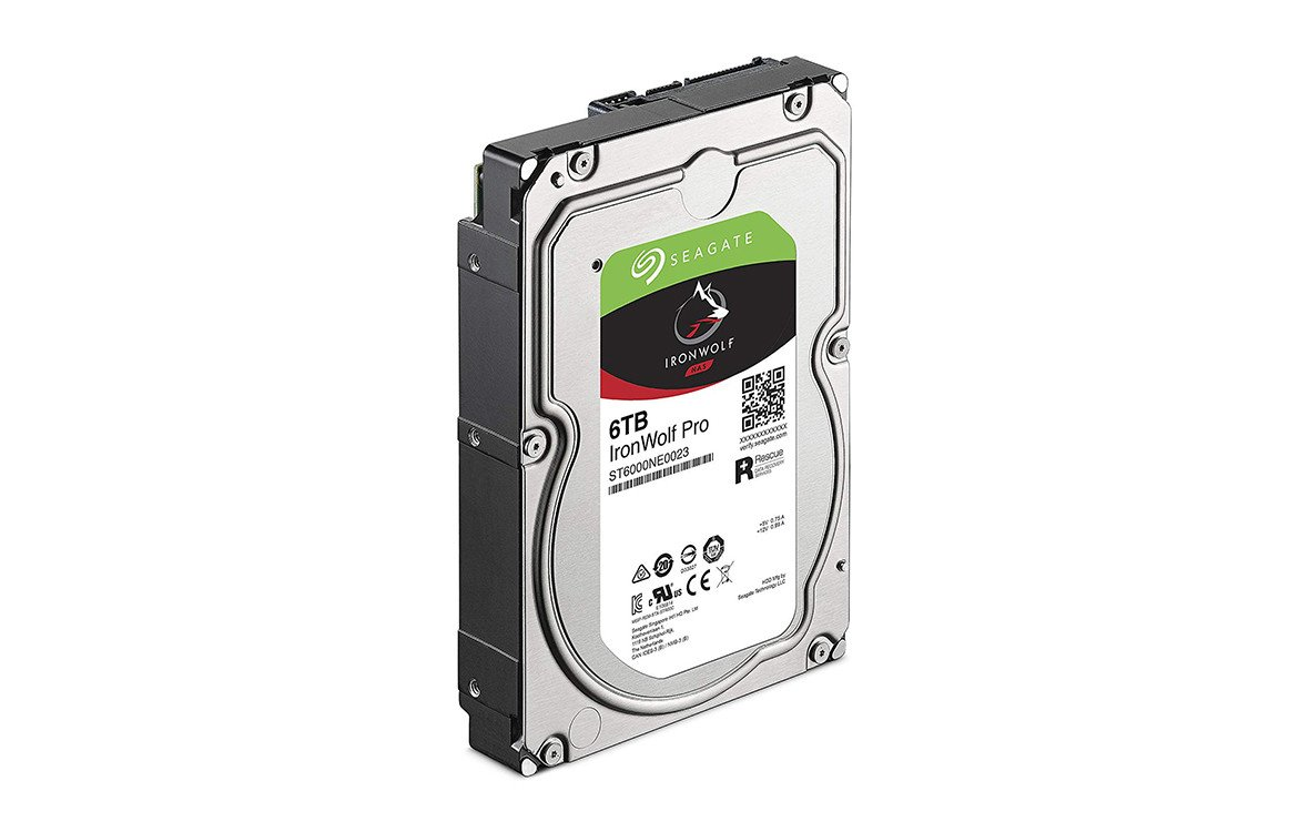 HDD Seagate Ironwolf PRO 6TB 7200rpm