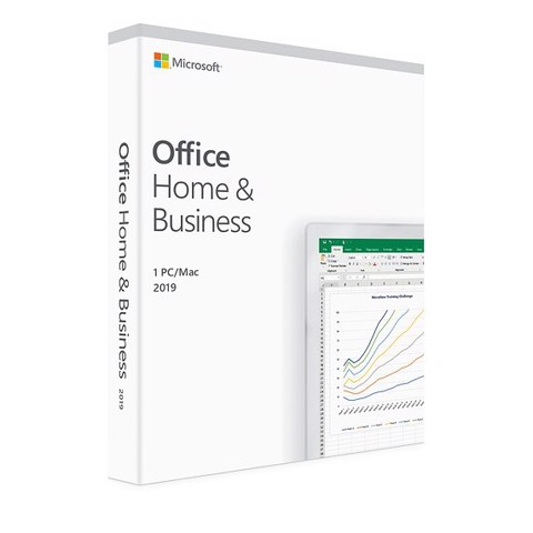 Office Home & Business 2019 English APAC EM Medialess (T5D-03249)