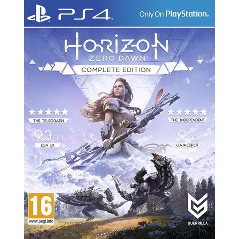 Horizon Zero Dawn Complete Edition - US