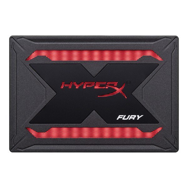 SSD Kingston HyperX Fury RGB 960GB 2.5 inch SATA III