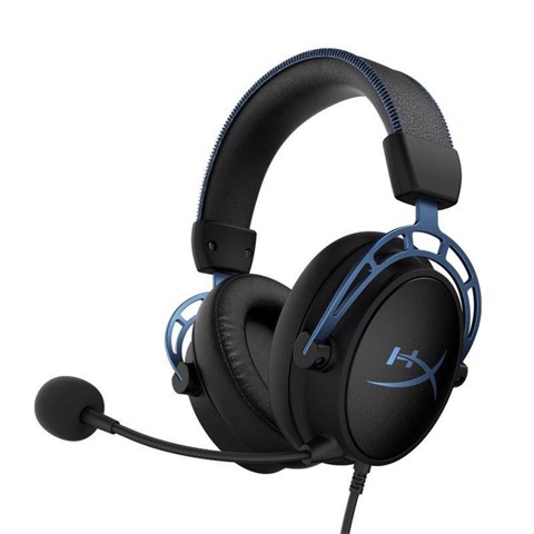 Tai nghe HyperX Cloud Alpha S Blue