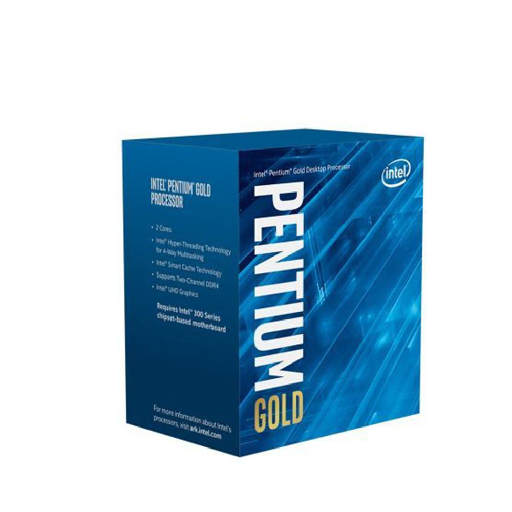 Intel Pentium Gold G5500 / 4M / 3.8GHz / 2 nhân 4 luồng