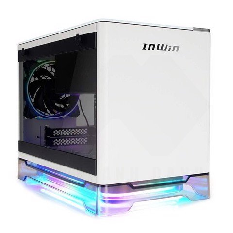 Case INWIN A1 Plus White (ITX)