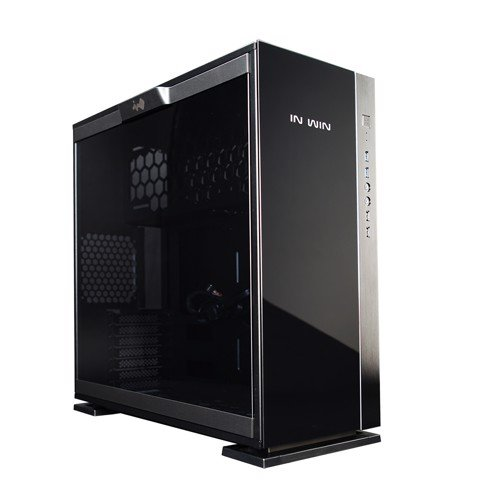 InWin 305 Black  (Mid-Tower)