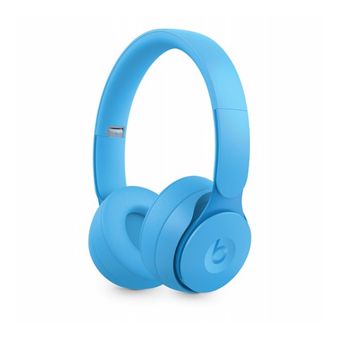 Tai nghe Beats Solo Pro Wireless Noise Cancelling Headphones - More Matte Collection - Light Blue