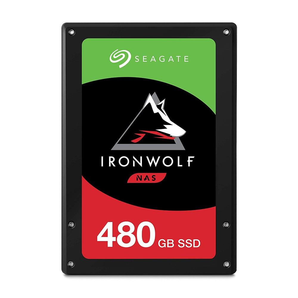 SSD Seagate IronWolf 110 2.5 inch 480GB SATA III