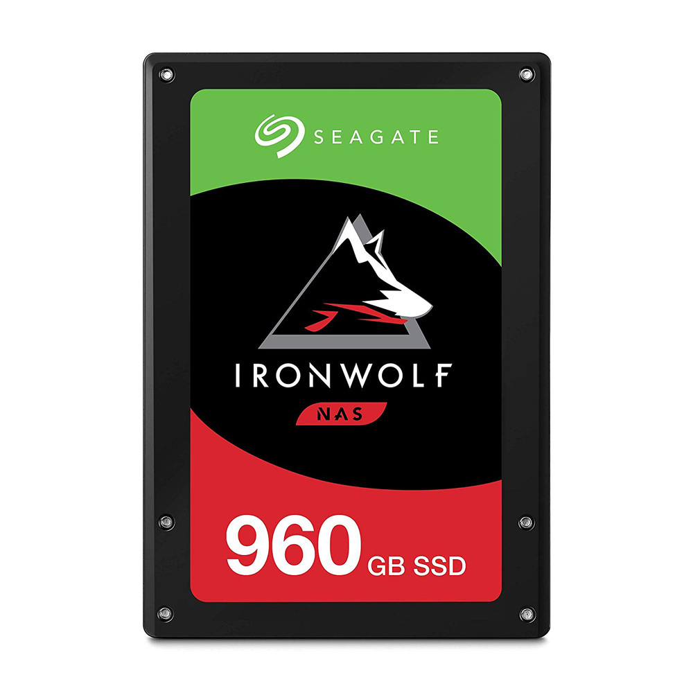 SSD Seagate IronWolf 110 2.5 inch 960GB SATA III