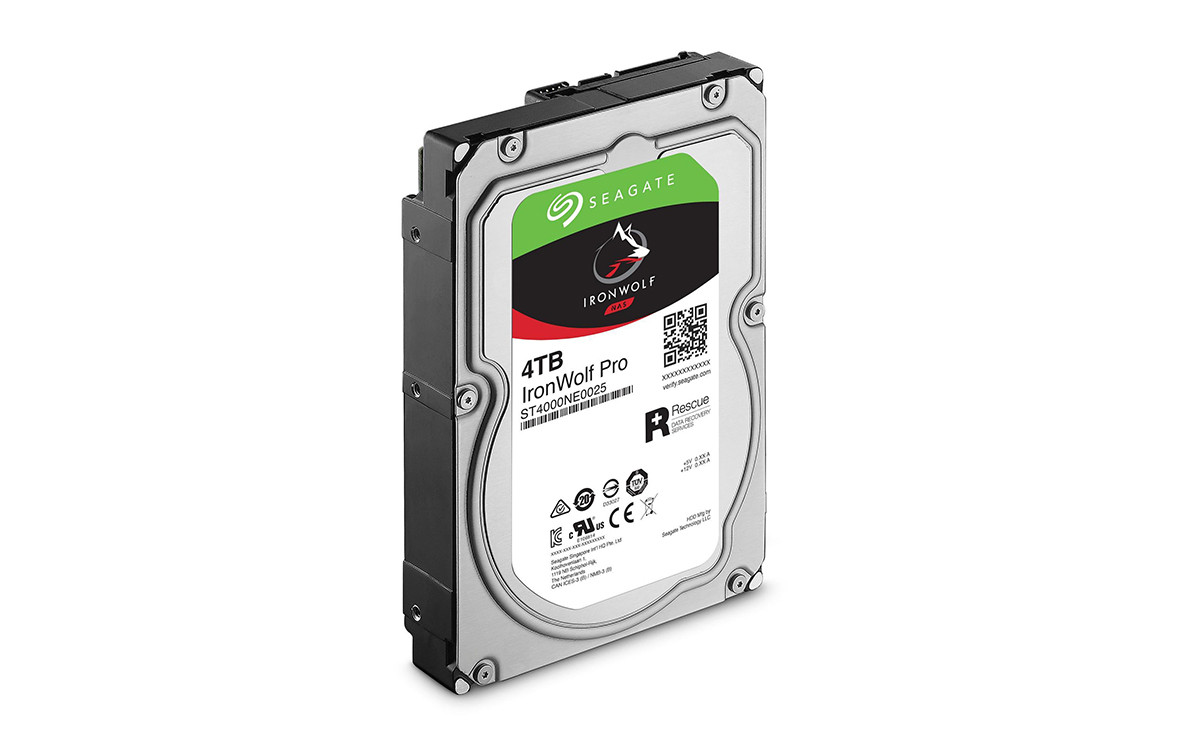 HDD Seagate Ironwolf PRO 4TB -7200rpm