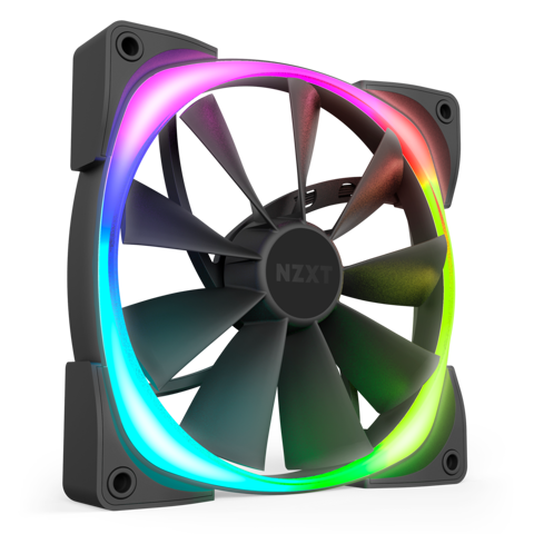 FAN NZXT AER 2 RGB 140mm (1FAN)
