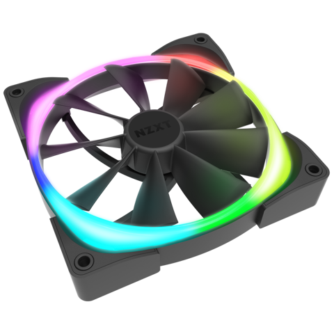 FAN NZXT AER 2 RGB 120mm (1FAN)