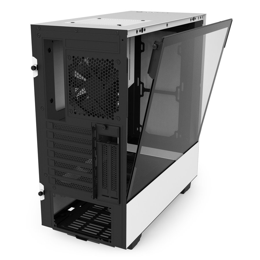 Case NZXT H500i (Mid - Tower)