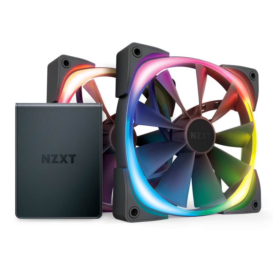 NZXT AER RGB 2 Twin Starter 120MM