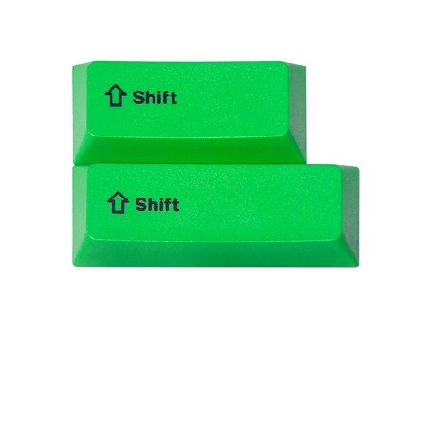 Keycap Shift Leopold (Green)