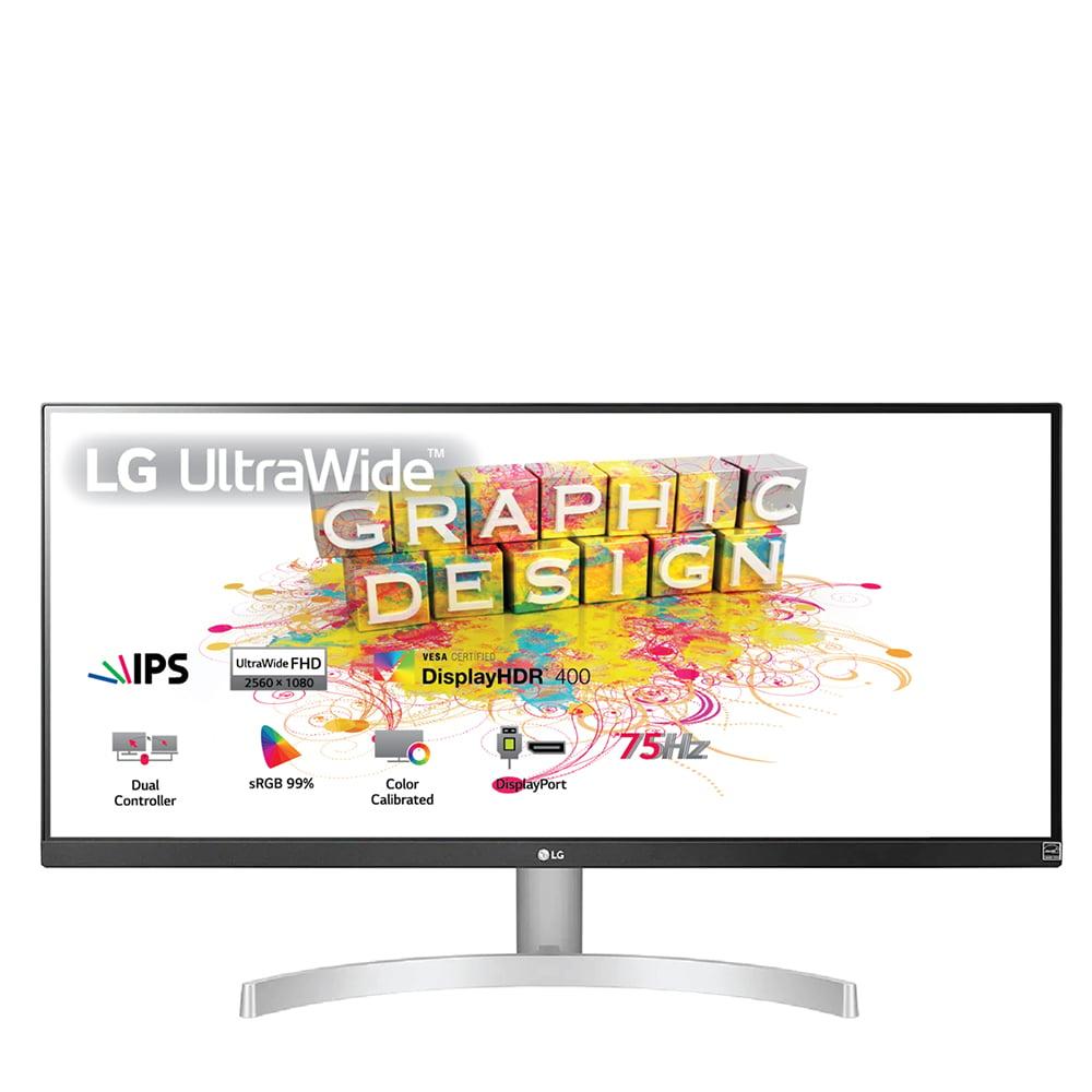 """Màn hình LG 29WN600-W 29"""" IPS 75Hz FreeSync HDR UWFHD"""
