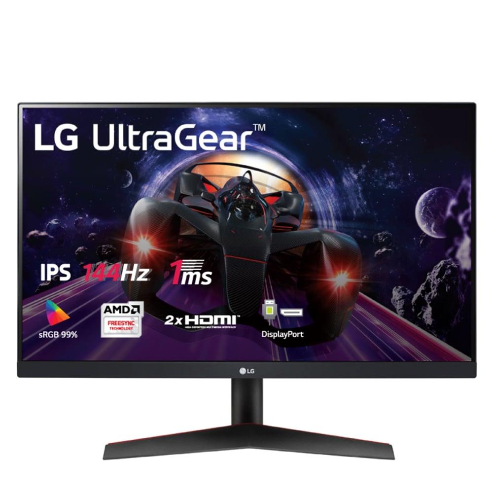 """Màn hình LG 24GN600-B 24"""" IPS 144Hz HDR10 Freesync chuyên game"""