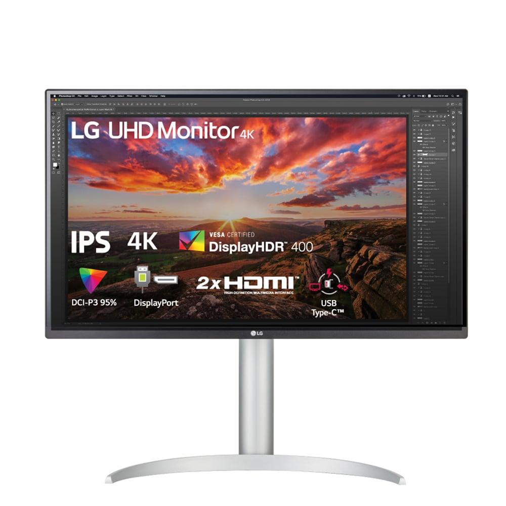 """Màn hình LG 27UP850-W 27"""" IPS 4K HDR USBC Chuyên Đồ họa"""