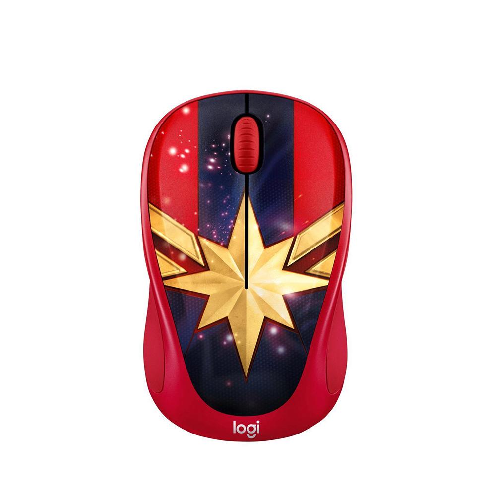 Logitech M238 Marvel - Captain Marvel