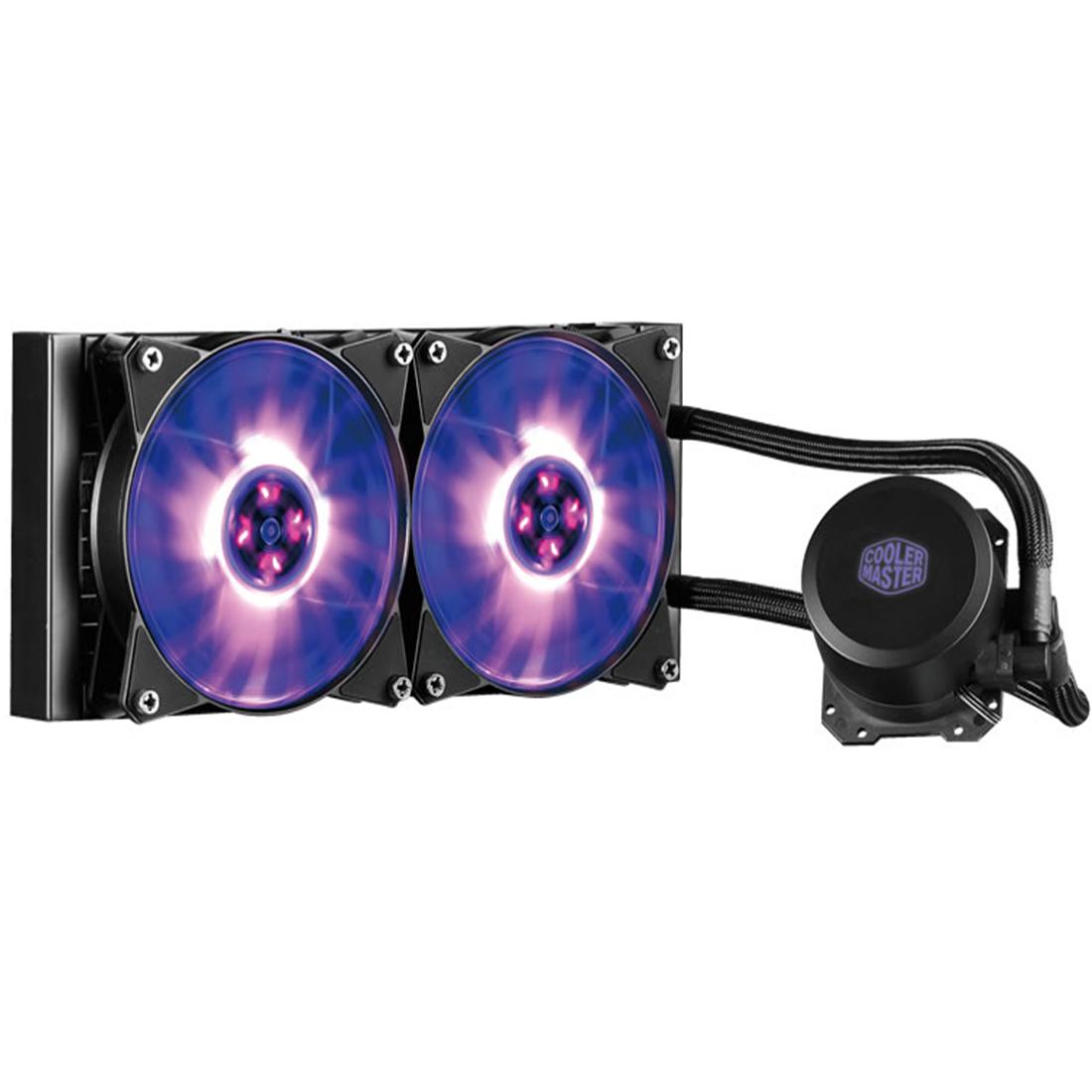 Tản nước AIO Cooler Master MasterLiquid ML240L RGB