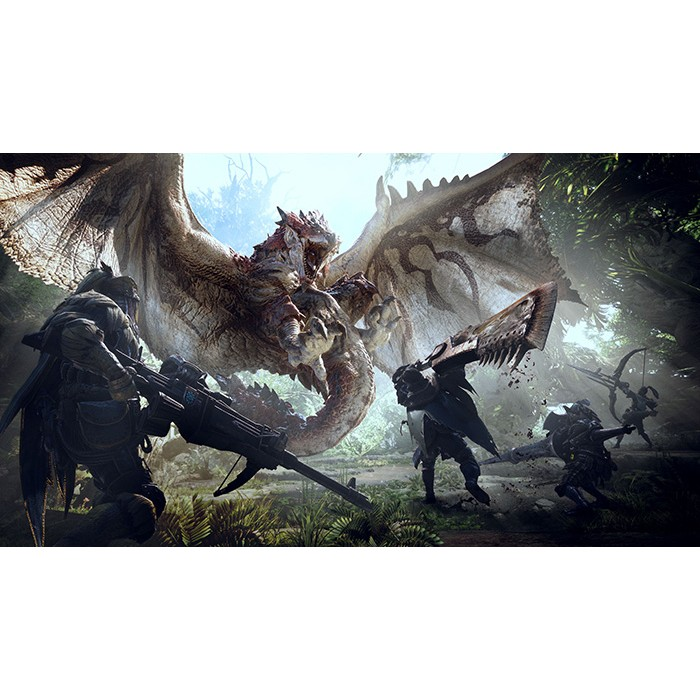 Monster Hunter World - US