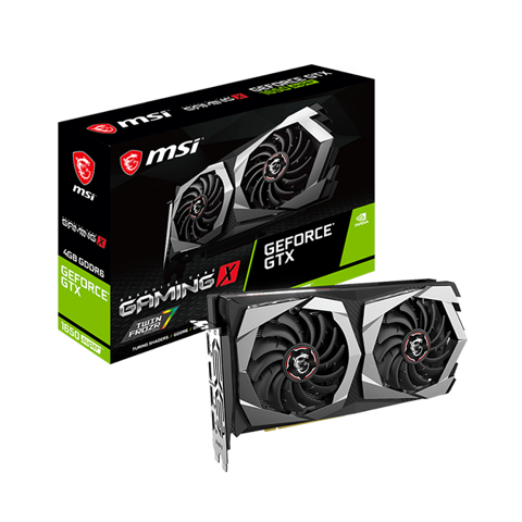 MSI GTX 1650 Super GAMING X 4GB GDDR6