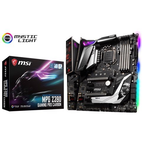 MSI MPG Z390 GAMING PRO CARBON LGA1151V2