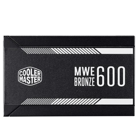 Cooler Master MWE 600 80Plus Bronze