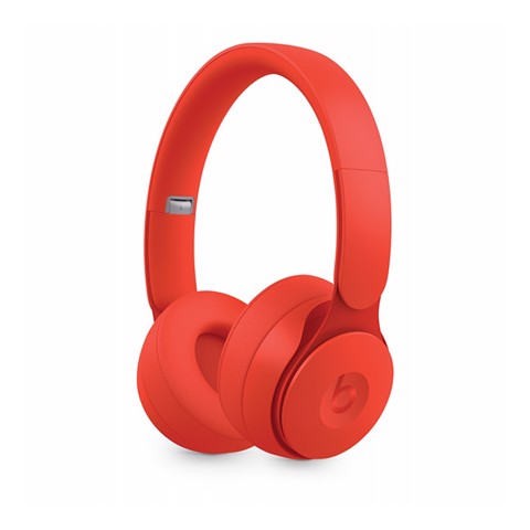Tai nghe Beats Solo Pro Wireless Noise Cancelling Headphones - More Matte Collection - Red