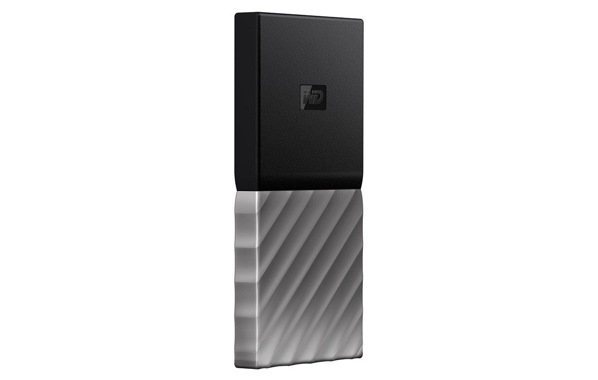 Ổ cứng di động SSD Western Digital My Passport 256GB USB 3.1