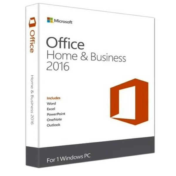 Office Home and Business 2016 32-bit/x64 English APAC EM DVD P2 (T5D-02695)