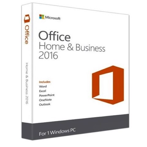 Office Home & Business 2016 32-bit/x64 Eng APAC EM DVD P2 (T5D-02695)