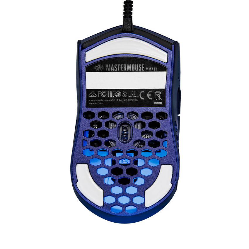 GEARVN.COM - Chuột Cooler Master MM711 Metallic Blue