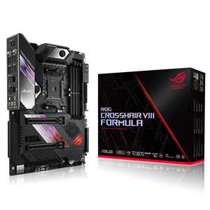 ASUS CROSSHAIR VIII FORMULA X570 (AMD Socket AM4)
