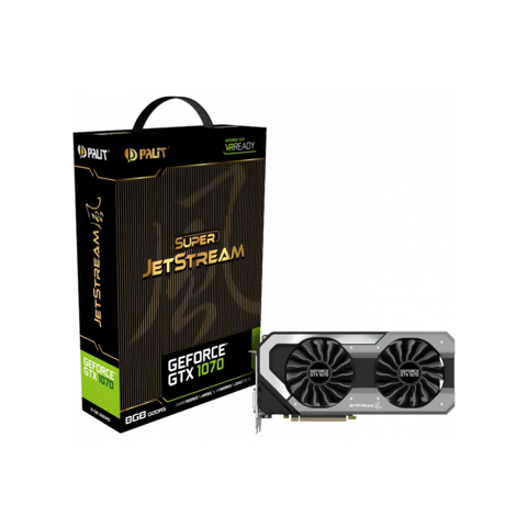 Palit GeForce® 1070 Super Jetstream 8GB