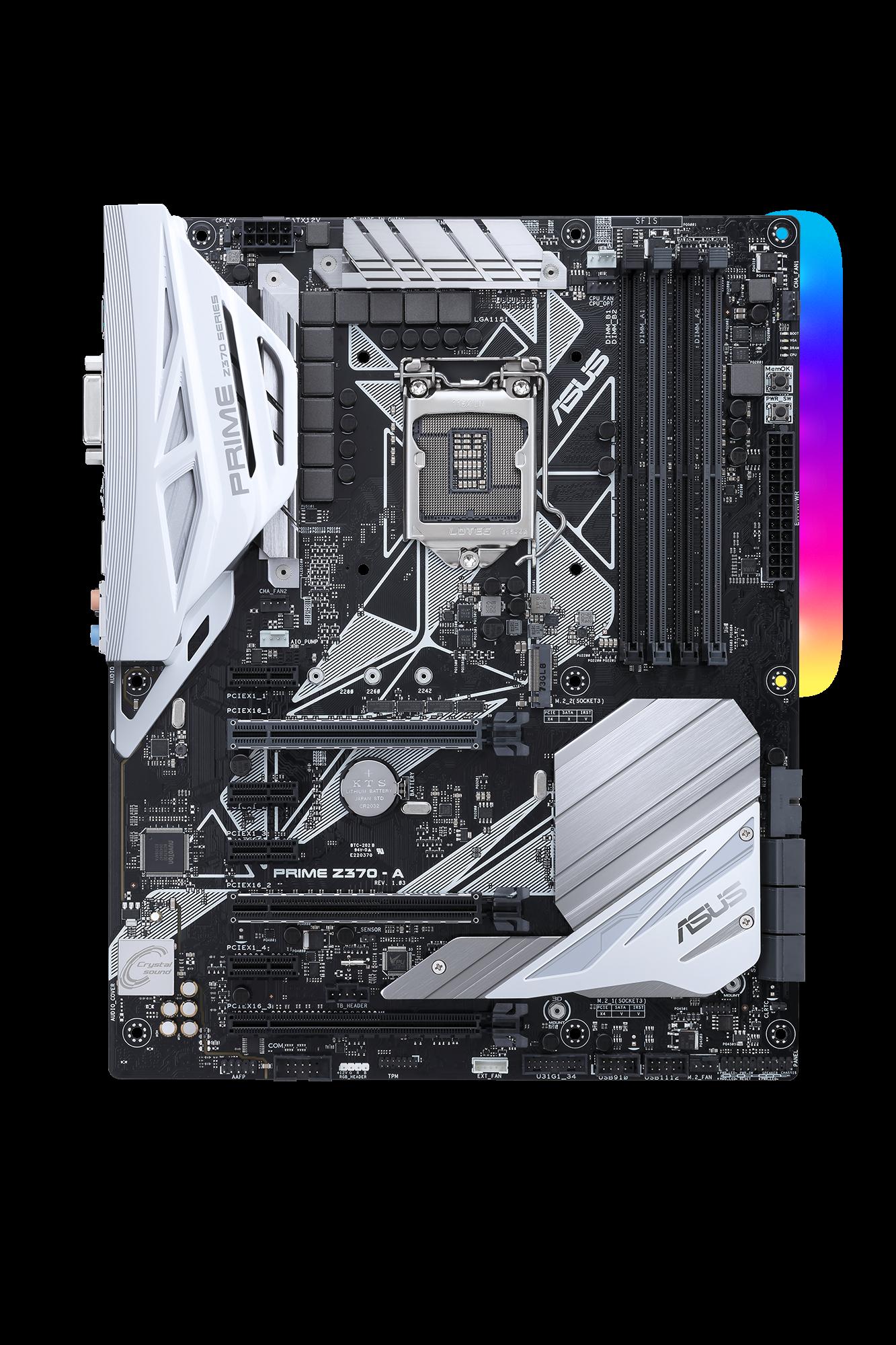 ASUS PRIME Z370-A LGA1151V2