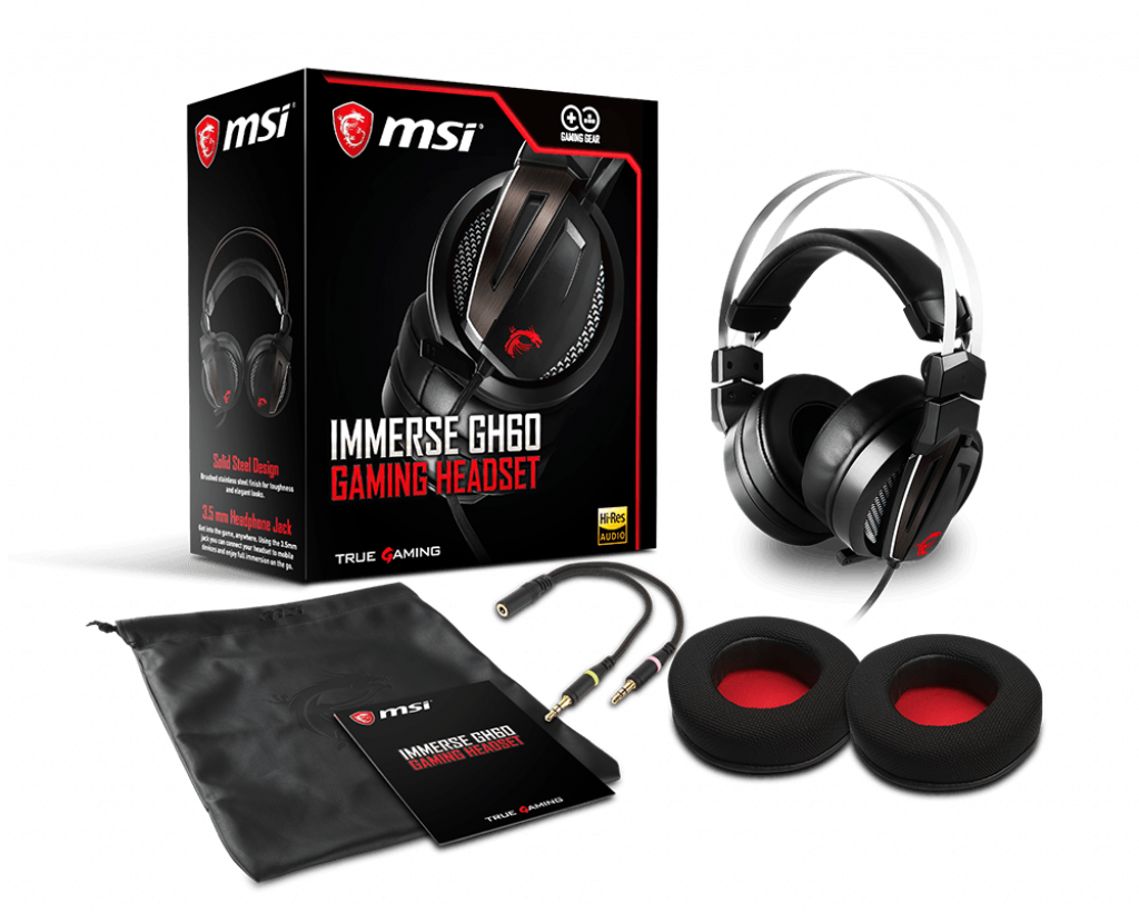 MSI IMMERSE GH60