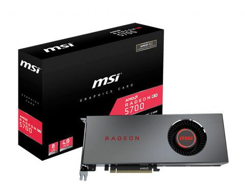 MSI AMD Radeon™ RX 5700 8GB