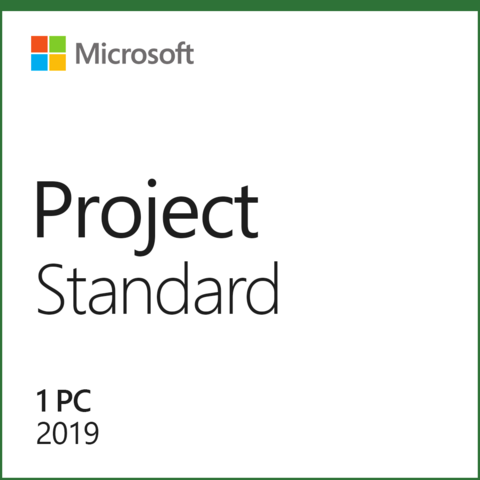Project Standard 2019 Win All Lng PKL Online DwnLd C2R NR (076-05785)