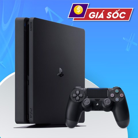 Máy chơi game Sony Playstation 4 Slim 1TB - BASIC