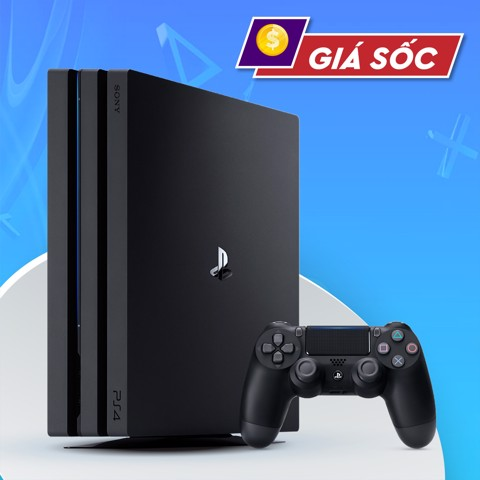 Máy chơi game Sony PlayStation 4 Pro 2TB - BASIC