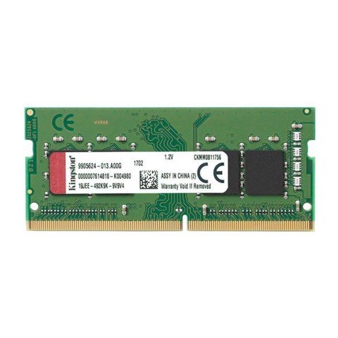 (8GB DDR4 1x8G 2666) Ram Kingston Laptop