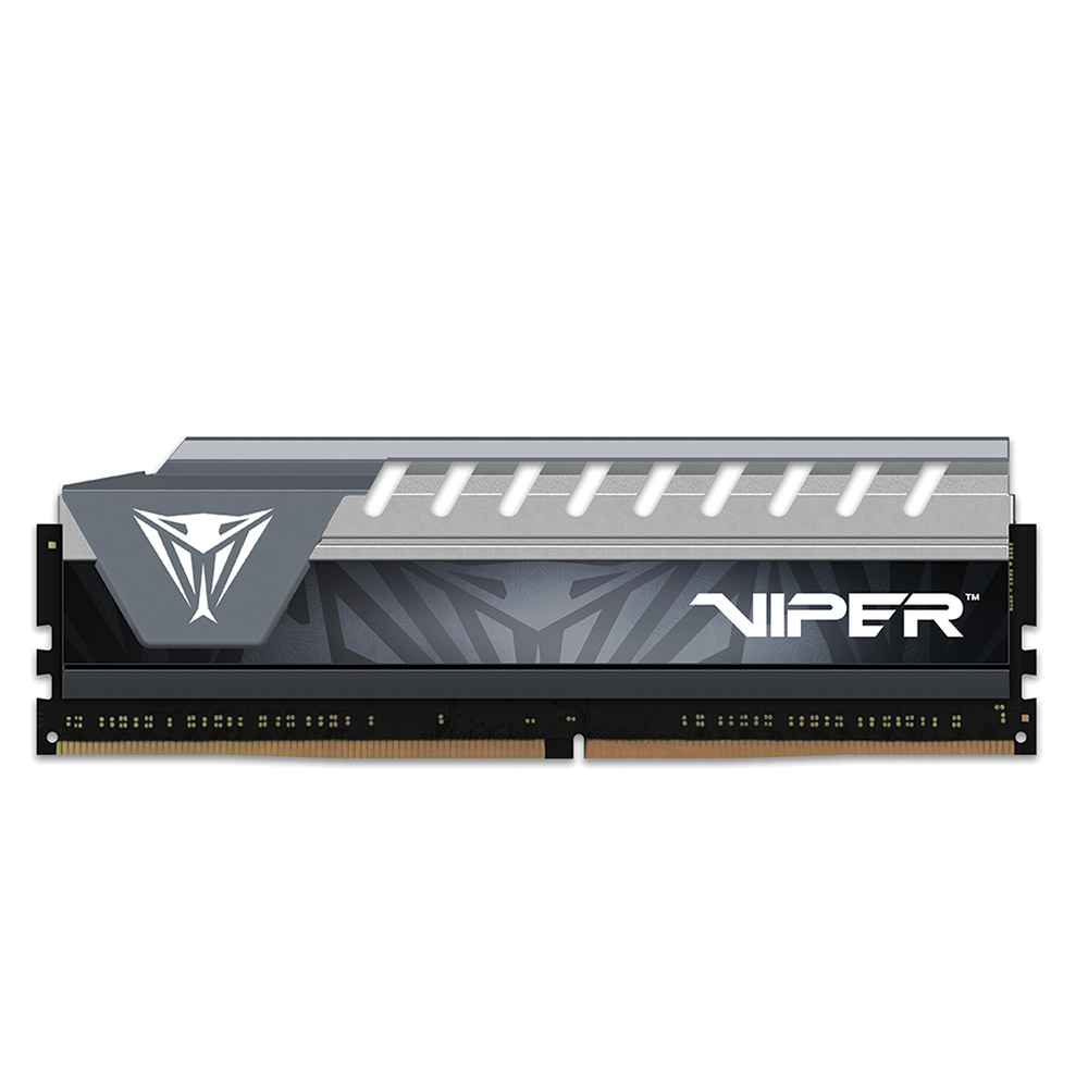 (8GB DDR4 1x8G 2666) Patriot Viper Elite Grey