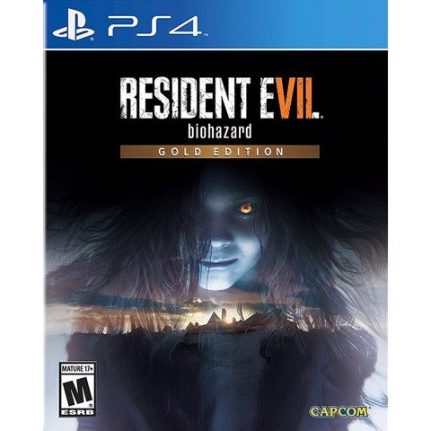 Resident Evil 7 Biohazard Gold Edition VR - US
