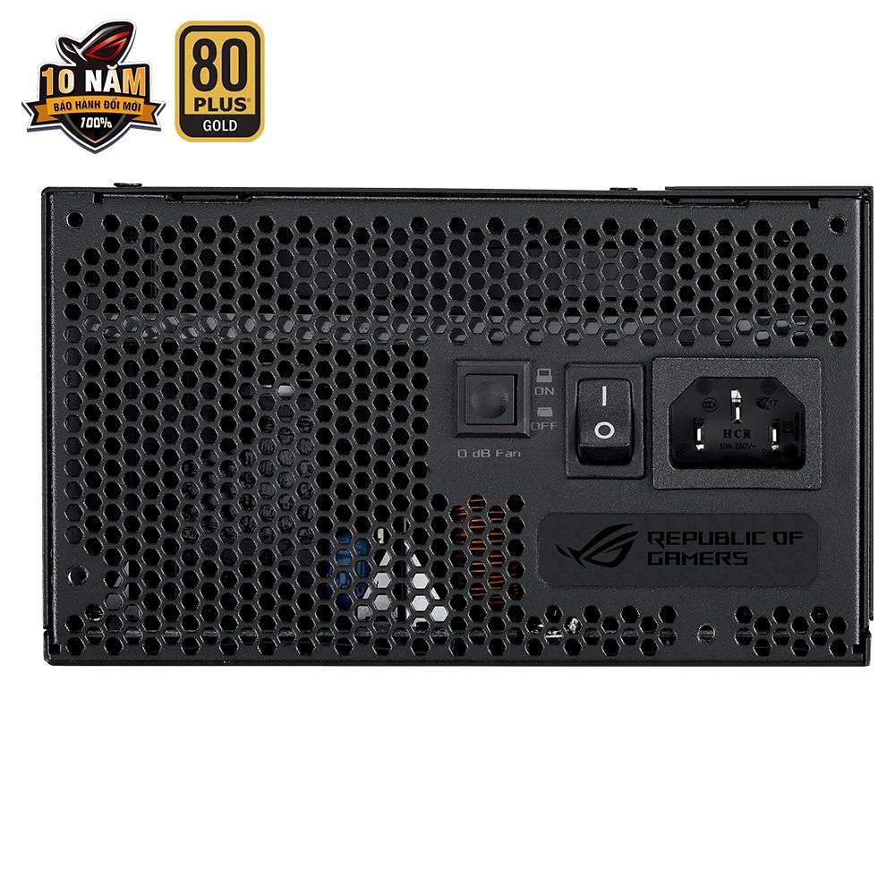( 1000W ) Nguồn ASUS ROG STRIX 1000W - 80 Plus Gold - Full Modular
