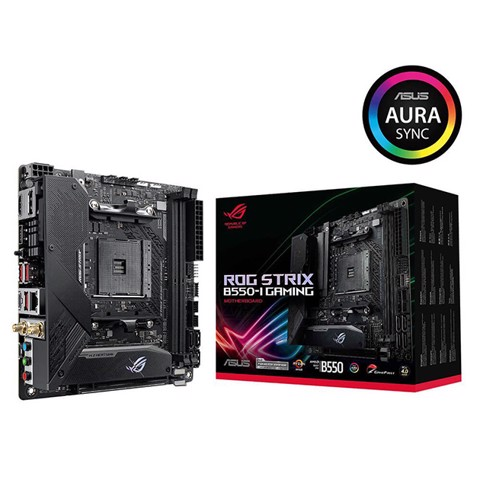 Main Asus ROG STRIX B550-I GAMING (Socket AM4)