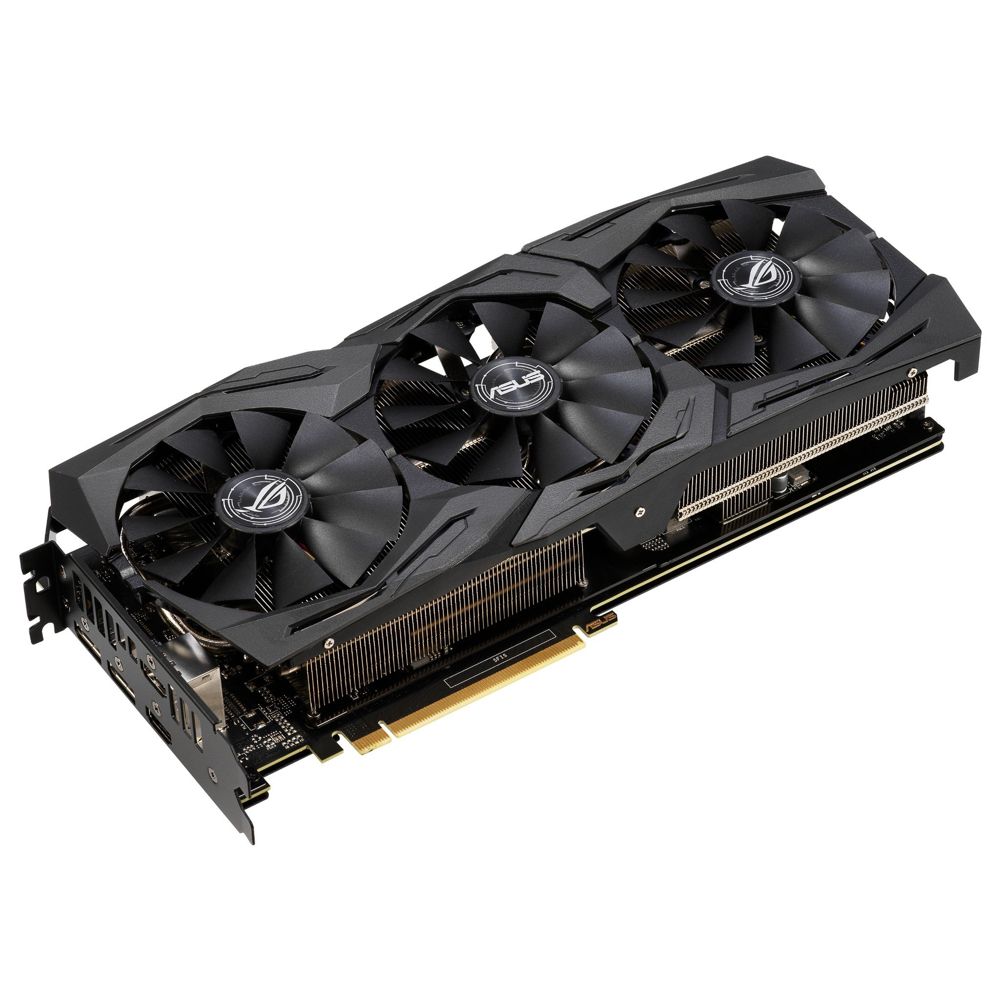 ROG Strix GeForce® RTX 2060 OC edition 6GB GDDR6