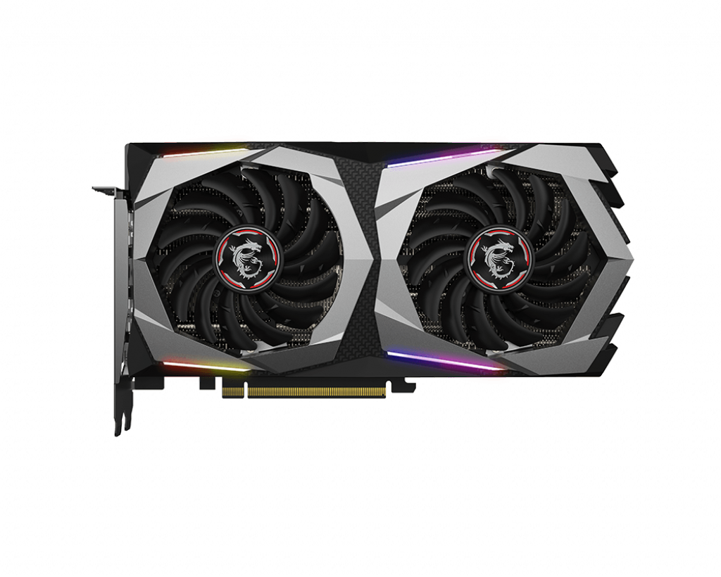 MSI GeForce RTX™ 2060 GAMING Z 6G GDDR6