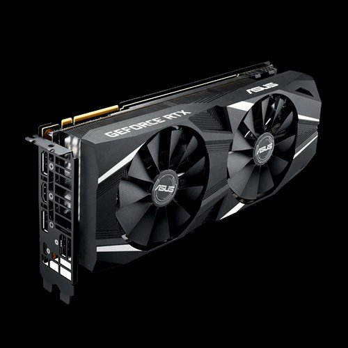 ASUS Dual GeForce® RTX 2080 OC edition 8GB GDDR6