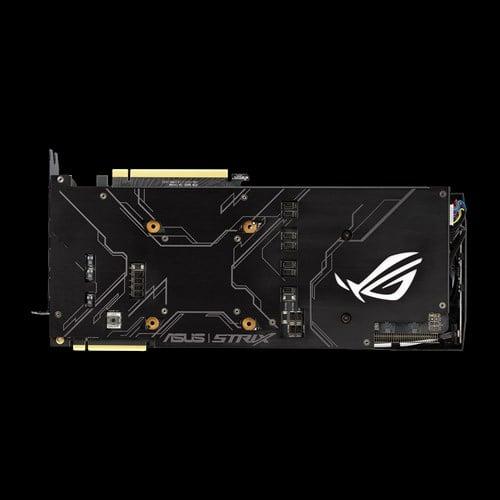 ROG Strix GeForce® RTX 2080 Ti OC edition 11GB GDDR6