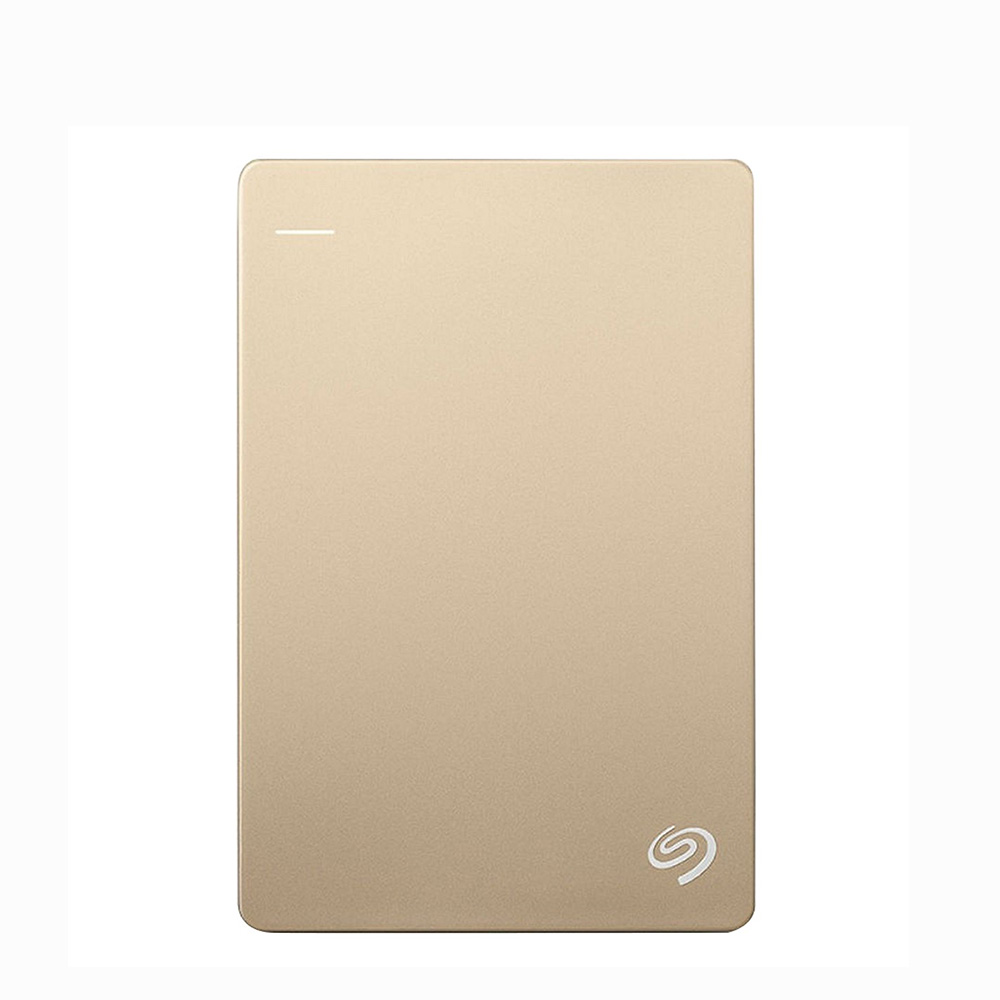 """HDD BOX 1TB Seagate Backup Plus Slim 1TB 2.5"""" USB 3.0 (Vàng)"""