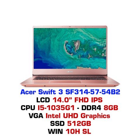 Laptop Acer Swift 3 SF314-57 54B2